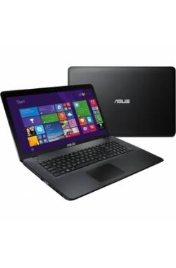 Asus R752LAV 17.3/i3-4030U/4GB/500GB/IntelHD/W10 (R752LAV-TY264H) (Refurbished)