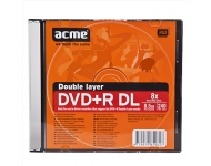 DVD+R DOUBLE LAYER 8,5GB