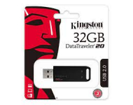 Kingston USB 2.0 32GB Black