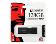 Kingston DataTraveler100 Black 128GB